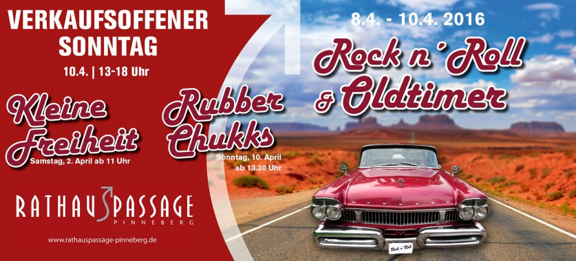 Rock 'n' Roll & Oldtimer