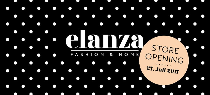 elanza – STORE OPENING