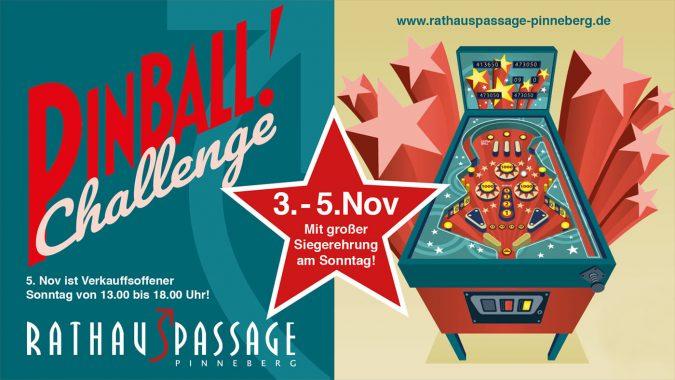 Pinball Challenge 2017