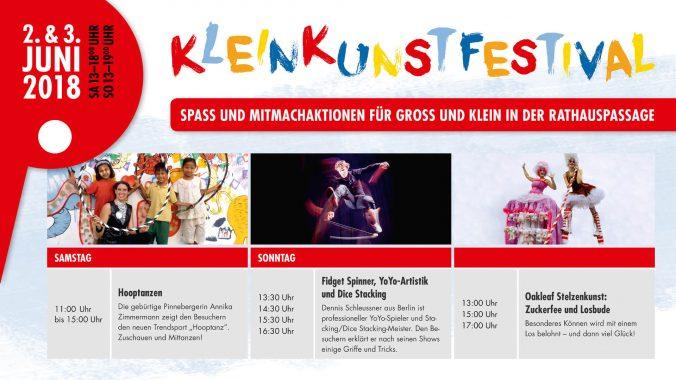 Kleinkunstfestival 2018