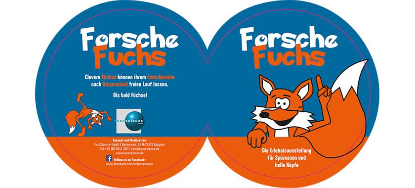 Forschefuchs 23.02. – 02.03.2019