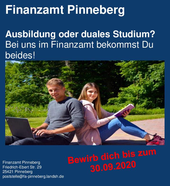 Finanzamt Pinneberg
